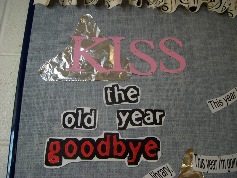 hershey kiss bulletin board | just b.CAUSE